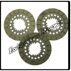 SET SOLO DISCHI GUARNITI PER VESPA GS150 VS1T
